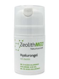 Zeolith MED Hyalurongel 50ml