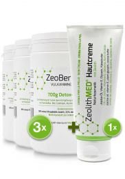 ZeoBent MED® detox powder 700g, Medical device